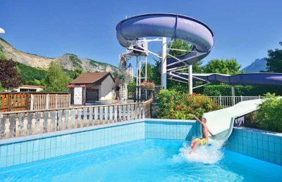 La Ravoire Pool Slide