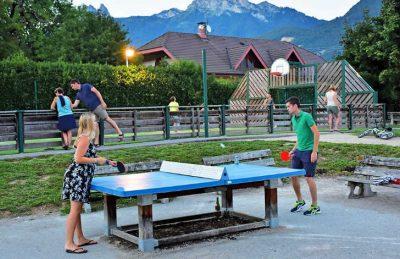 La Ravoire Table Tennis