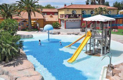 La Sirene Pool Play Area