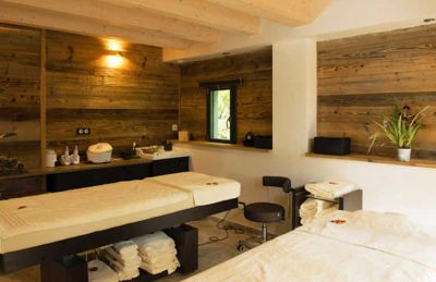 L'Ardechois Campsite Spa Facilities