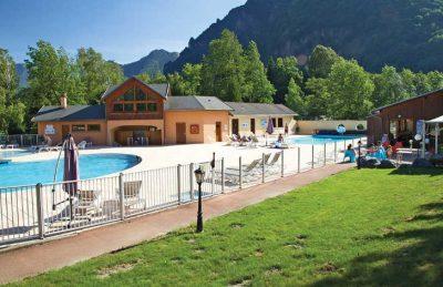 Le Belledonne Pool Complex