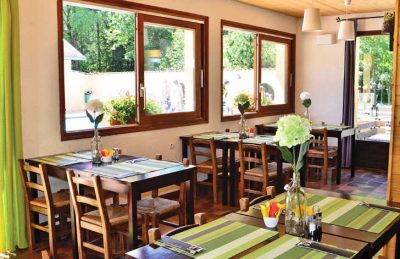 Le Belledonne Restaurant