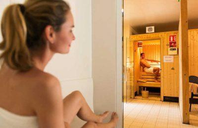 Le Bois Masson Spa Sauna