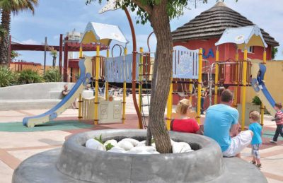Le Brasilia Playground