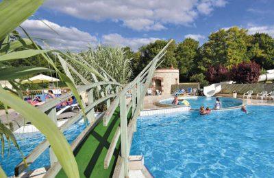 Le Chateau des Marais Campsite Pool Complex