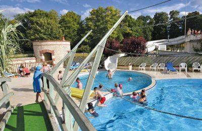 Le Chateau des Marais Swimming Pools