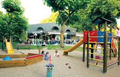 Le Chateau des Marais Playground