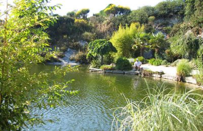 Le Chatelet Pool Lake