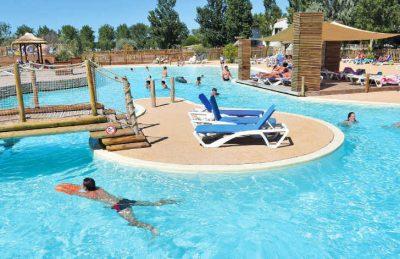 Le Mediterranee Plage Swimming Pool Area