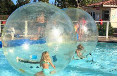 Le Montourey Pool Activities