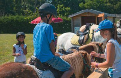 Le Parc de Fierbois Horse Riding