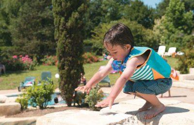 Le Parc de Fierbois Children's Swimming Pool