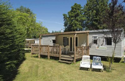 Le Pontet Campsite Accommodation