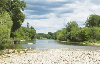 Le Ranc Davaine Ardeche River