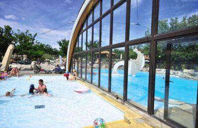 Le Ranc Davaine Children's Pool Area
