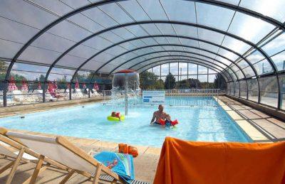 Le Village Parisien Varreddes Covered Pool