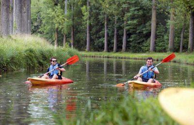 Le Village Parisien Varreddes River Canoeing