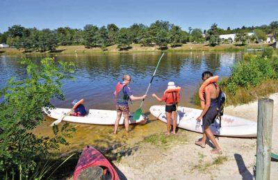 Les Alicourts Canoeing