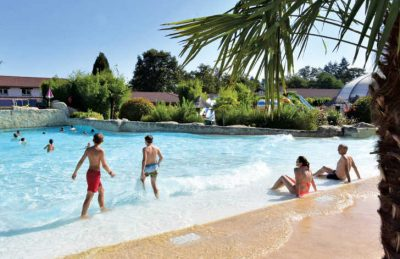 Les Alicourts Wave Pool