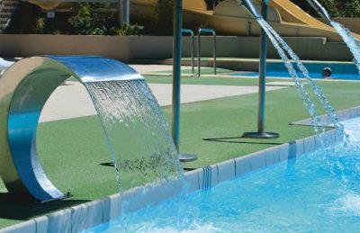 Les Criques de Porteils Pool Features
