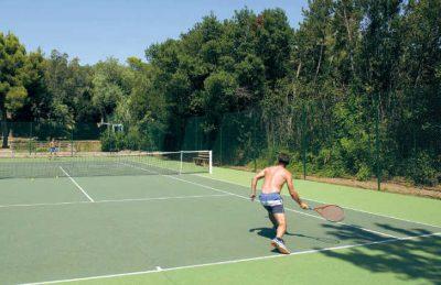Les Criques de Porteils Tennis