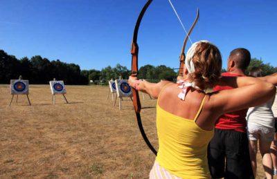 Les Deux Fontaines Archery