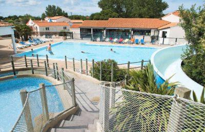 Les Ecureuils Swimming Pool Complex