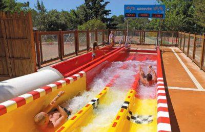Les Lacs du Verdon Slide Ride