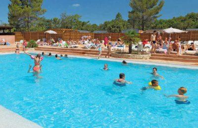 Les Lacs du Verdon Swimming Pool Area