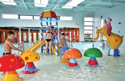 Les Mouettes Children's Indoor Pool
