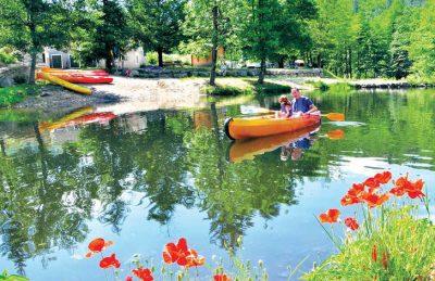 Les Ranchisses Canoeing