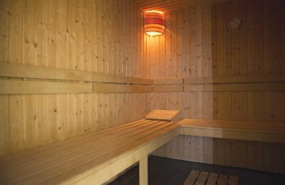 Les Ranchisses Sauna Spa Facilities