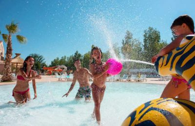 Les Sables du Midi Swimming Pool Spray Parc