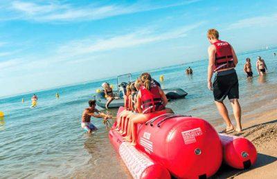Les Sablons Inflatable Rides