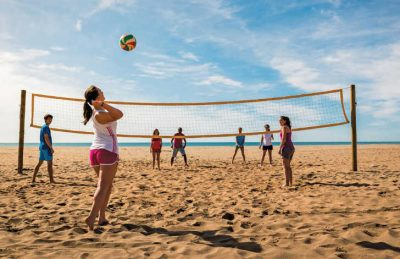 Les Sablons Volleyball