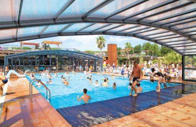 Les Sablons Covered Pool