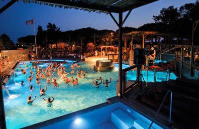 Les Sablons Pool Party