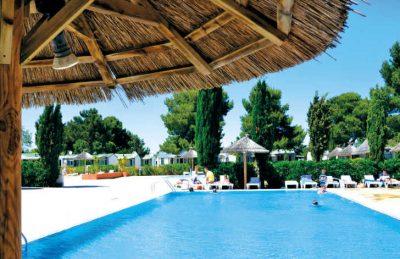 Les Tropiques Pool Area