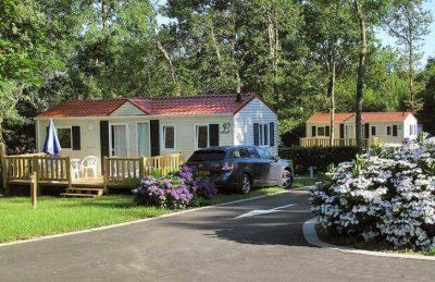 Lou P'tit Poun Campsite Accommodation Area