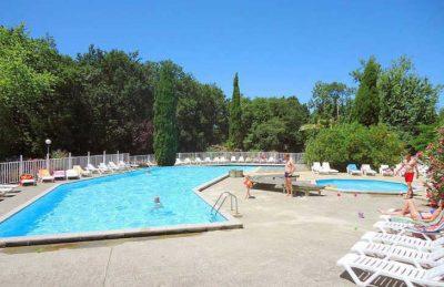 Lou P'tit Poun Campsite Pool