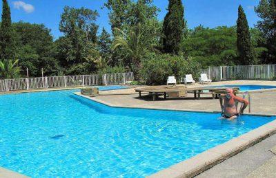 Lou P'tit Poun Campsite Swimming Pool