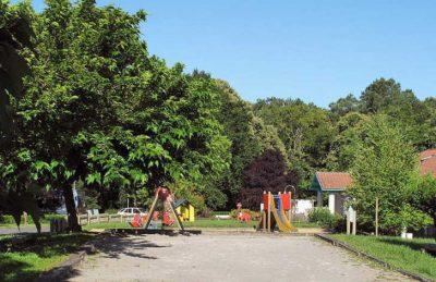 Lou P'tit Poun Campsite Playground