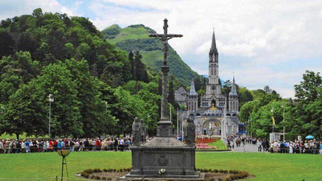 Lourdes Pilgrimages France