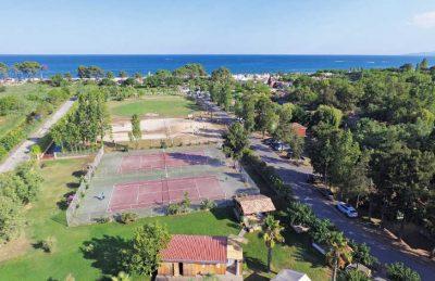 Marina d'Erba Rossa Sports Facilities