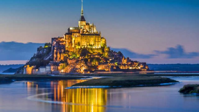 Mont Saint Michel – Normandy