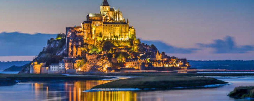 Mont Saint Michel – Normandy
