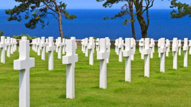 D-Day Battlefields Normandy
