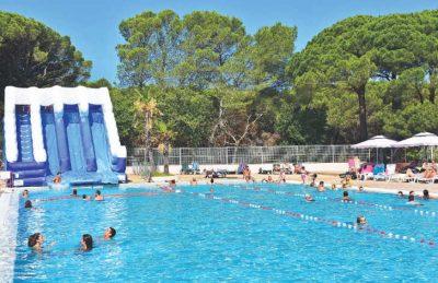 Parc St James Oasis Pool Area