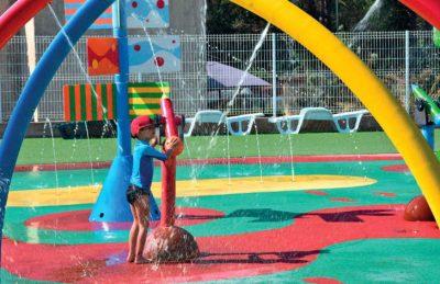 Parc St James Oasis Spray Ground
