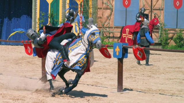 Our Top 5 Theme Parks in France